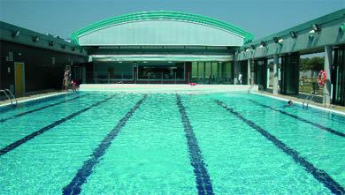 Reconocimiento para la piscina de moralzarzal for Piscina cubierta galapagar