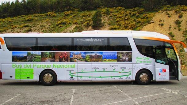 La Comunidad de Madrid limita a diez los autobuses diarios que pueden subir a La Pedriza