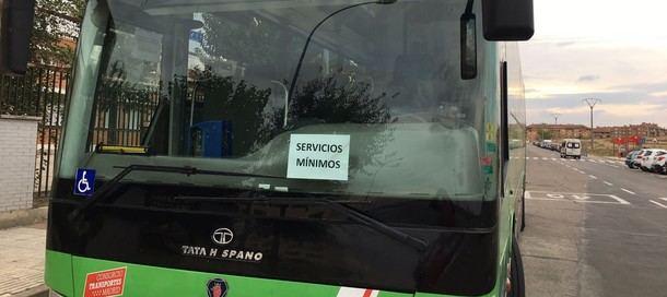 Preacuerdo para desconvocar la huelga de autobuses interurbanos en la Comunidad de Madrid