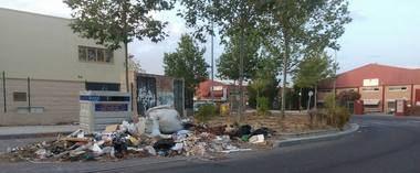 Según la alcaldesa la mejora de la limpieza y recogida de basuras prioridad para el gobierno de Collado Villalba