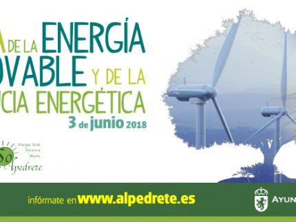 III Feria de la Energía Renovable y Eficiencia Energética en Alpedrete