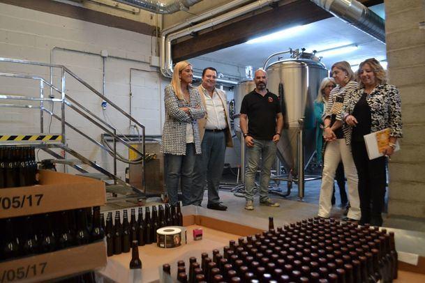 Collado Villalba celebra el 'II Festival de la Cerveza Artesana, Villalbeer 2018'