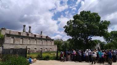 Varias asociaciones reivindican la importancia del gran yacimiento romano de Monesterio en San Lorenzo de El Escorial