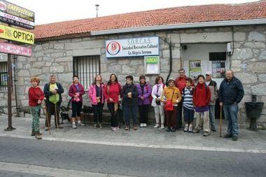 SORCAS de Moralzarzal celebrará el sábado un festival benéfico para recaudar fondos
