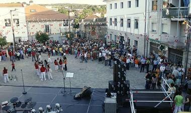 Comienzan las fiestas de San Antonia de Padua en Collado Villalba