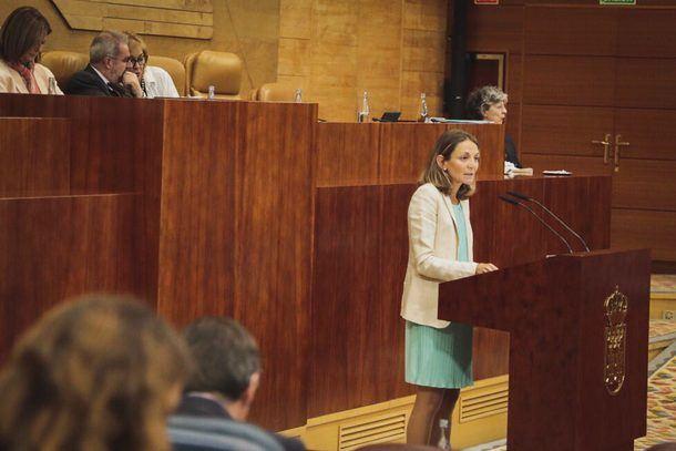 La Asamblea de Madrid aprueba la propuesta de Cs para que todos los alumnos se beneficien el próximo curso de la gratuidad de libros de texto