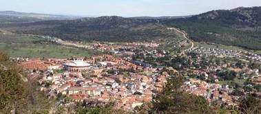 Los vecinos de Moralzarzal apuestan por la sustitución de la canalización de fibrocemento del agua potable