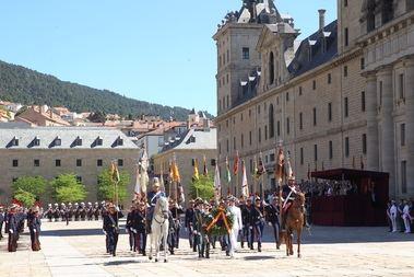 El próximo 12 de junio se celebrará en San Lorenzo de El Escorial el Capítulo de al Orden de San Hermenegildo