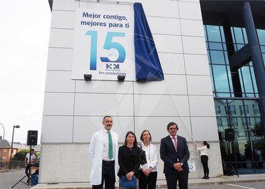 El Hospital HM De Torrelodones cumple su XV aniversario