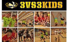 Más de 2.000 niños y niñas disputarán el '3us3 Kids' organizado por Baloncesto Torrelodones