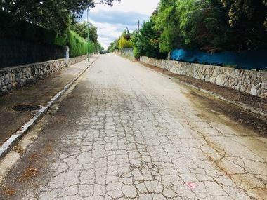 El Ayuntamiento de El Escorial aprueba el proyecto de la Operación asfalto 2018