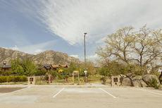 El Boalo habilita una zona para autocarabanas