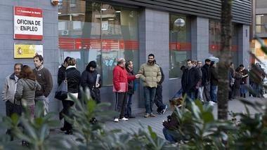 El paro baja en la Comunidad de Madrid en mayo un 2,65 por ciento hasta las 365.760 personas