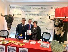 La Feria de la tapa 'Séptimo toro' se realiza este año en Galapagar a título póstumo del ganadero Victoriano Martín