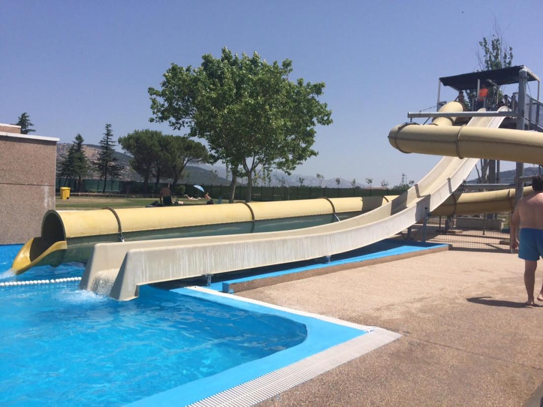 Las piscinas de verano municipales de collado villalba for Calle prado manzano collado villalba