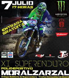 Se suspende el XI Superenduro en Moralzarzal