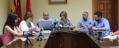 'Si Se Puede' Guadarrama explica la querella presentada contra la Alcaldesa