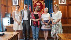 Convenio con la empresa Habilmind St. para que los centros educativos de San Lorenzo usen su plataforma
