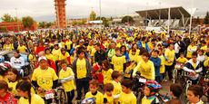 Collado Villalba celebrará el próximo domingo la XXXII edición del 'Día de la Bicicleta'