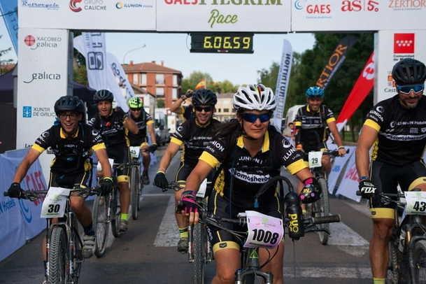La 'Pilgrim Race' llega el domingo a Cercedilla en su primera etapa