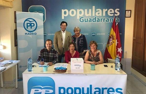 El PP de Guadarrama da su opinión sobre la personación de la Policía Judicial en el Ayuntamiento