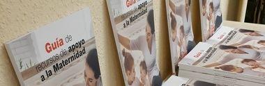 La Comunidad edita una guía sobre los recursos, ayudas y servicios a la maternidad