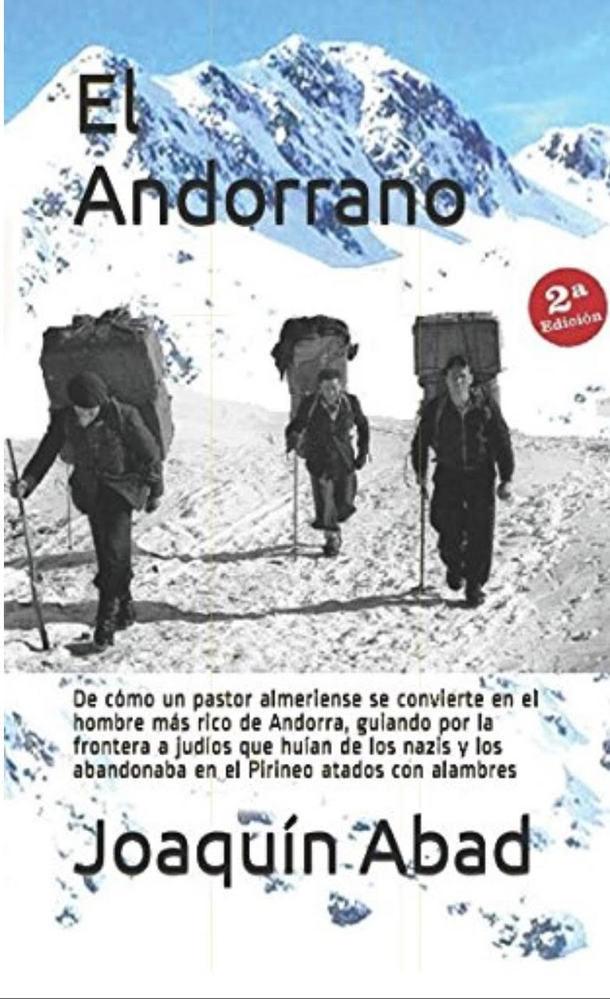 Un bufete de abogados de Barcelona prepara la petición de secuestro de la novela 'El Andorrano'
