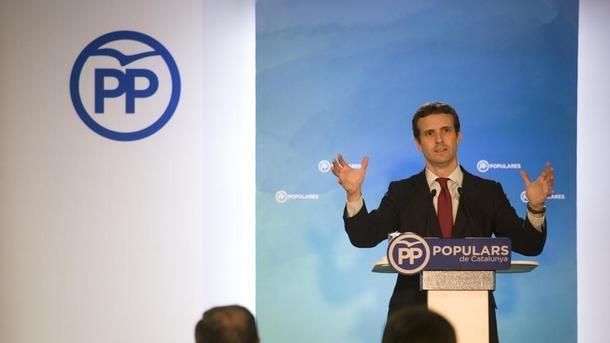 La Complutense archiva la investigación sobre el Máster de Pablo Casado, presidente del PP