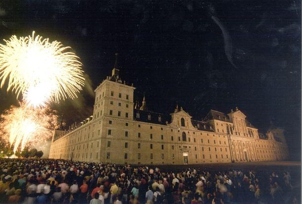 Hoy comienzan las fiestas patronales en San Lorenzo de El Escorial con la entrega de 'Honores y Distinciones' del Real Sitio