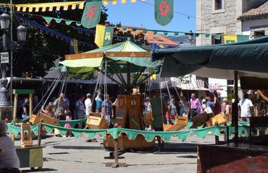 El Mercado Medieval más antiguo de la Sierra se instala este fin de semana en Guadarrama