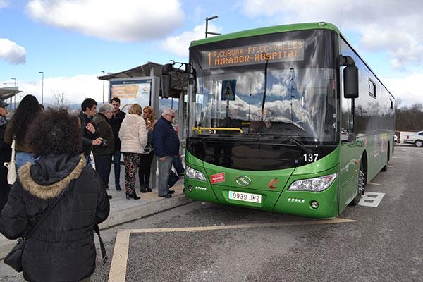 Podemos, IU, Cambiemos-Equo, no consideran la estaciónde autobuses de Las Eras en Collado Villalba ni una prioridad ni una demanda ciudadana