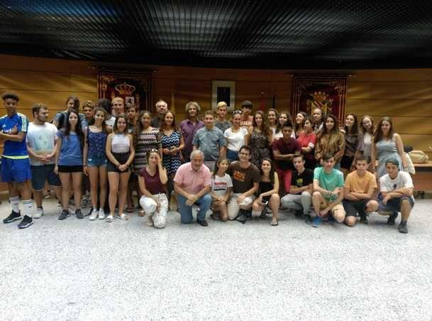 El Ayuntamiento de Collado Villalba promueve elintercambio de jóvenes a través del programa 'Erasmus'