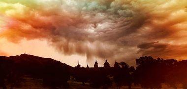 La fotografía 'Infernum' y 'San Lorenzo de cristal' ganadoras del I Concurso de Fotografía 'Escofoto'