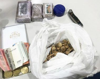 Un detenido en Galapagar por un presunto delito contra la salud pública y tráfico de drogas