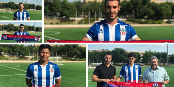 El Atlético Villalba perfila la plantilla de cara a la próxima temporada