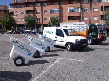 El PSOE denuncia que una vez más el concurso para la compra de maquinaria para la limpieza ha quedado desierto