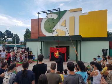 Más de 2600 personas inauguran el Centro de Arte y Turismo de Soto del Real