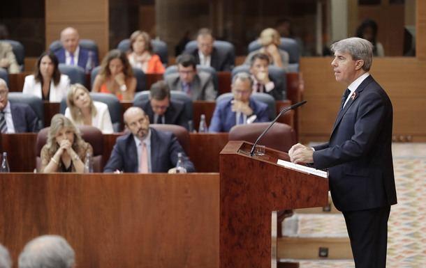 """Garrido defiende el """"liderazgo social, económico y político"""" de la Comunidad de Madrid ante la """"pasividad"""" del Gobierno central"""