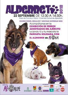 Este sábado se celebra una eExhibición de perros adiestrados del Ejército