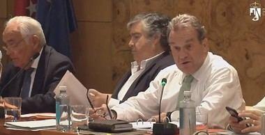 Dimisión de Ángel Viñas tras grabar a la alcaldesa de Torrelodones