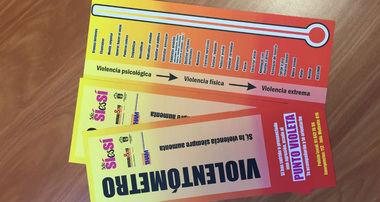 Moralzarzal publica el Violentómetro, un termómetro para medir la violencia machista en Fiestas
