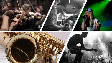 San Lorenzo de El Escorial se convierte en la ciudad de la música con ESCOmúsica