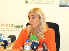 El peculiar balance de legislatura del gobierno del PP de Collado Villalba, presidido por Mariola Vargas