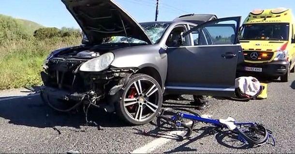 Ciclistas, peatones y motoristas superan ya el 63 por ciento de los muertos en las carreteras madrileñas
