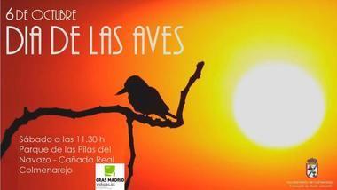 Colmenarejo soltará aves rescatadas y recuperadas en el CRAS de la Comunidad de Madrid