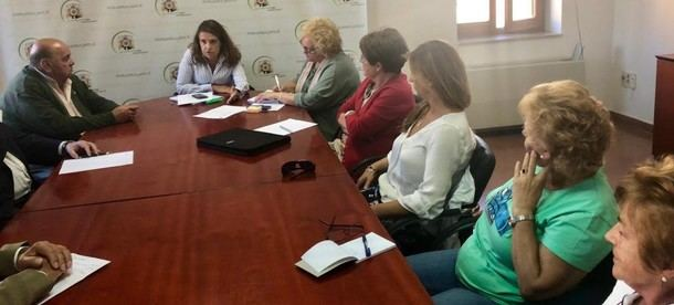 Se perfilan los presupuestos de El Escorial a través de reuniones con colectivos locales