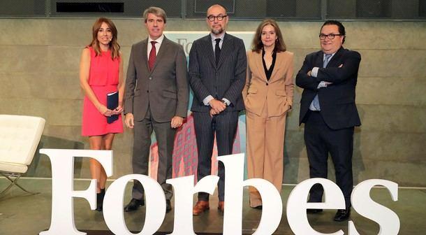El presidente Garrido subraya que Madrid es 'la primera línea de vanguardia de la reinvención de España'