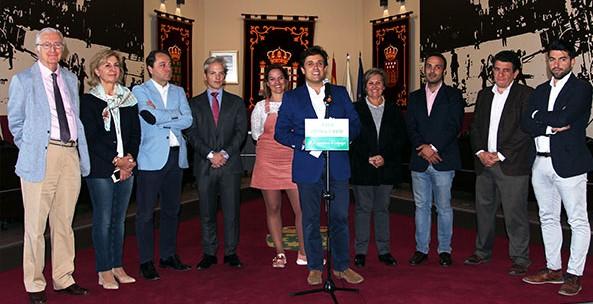 EL alcalde de Galapagar, Daniel Pérez hace balance de los 10 mejores años para Galapagar