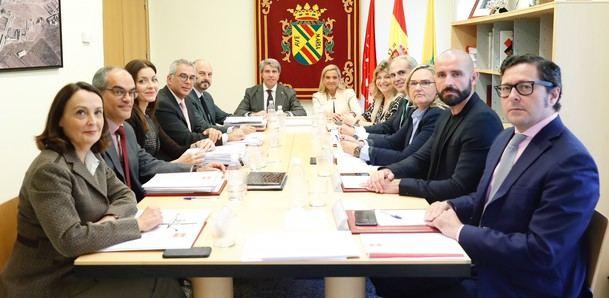 El presidente de la Comunidad de Madrid anuncia nuevas infraestructuras para Collado Villalba