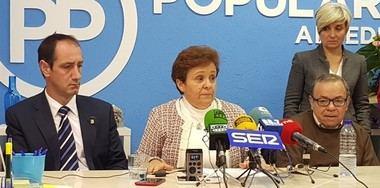 La exalcaldesa de Alpedrete, Marisol Casado, renuncia a su acta de concejal y de portavoz del Partido Popular